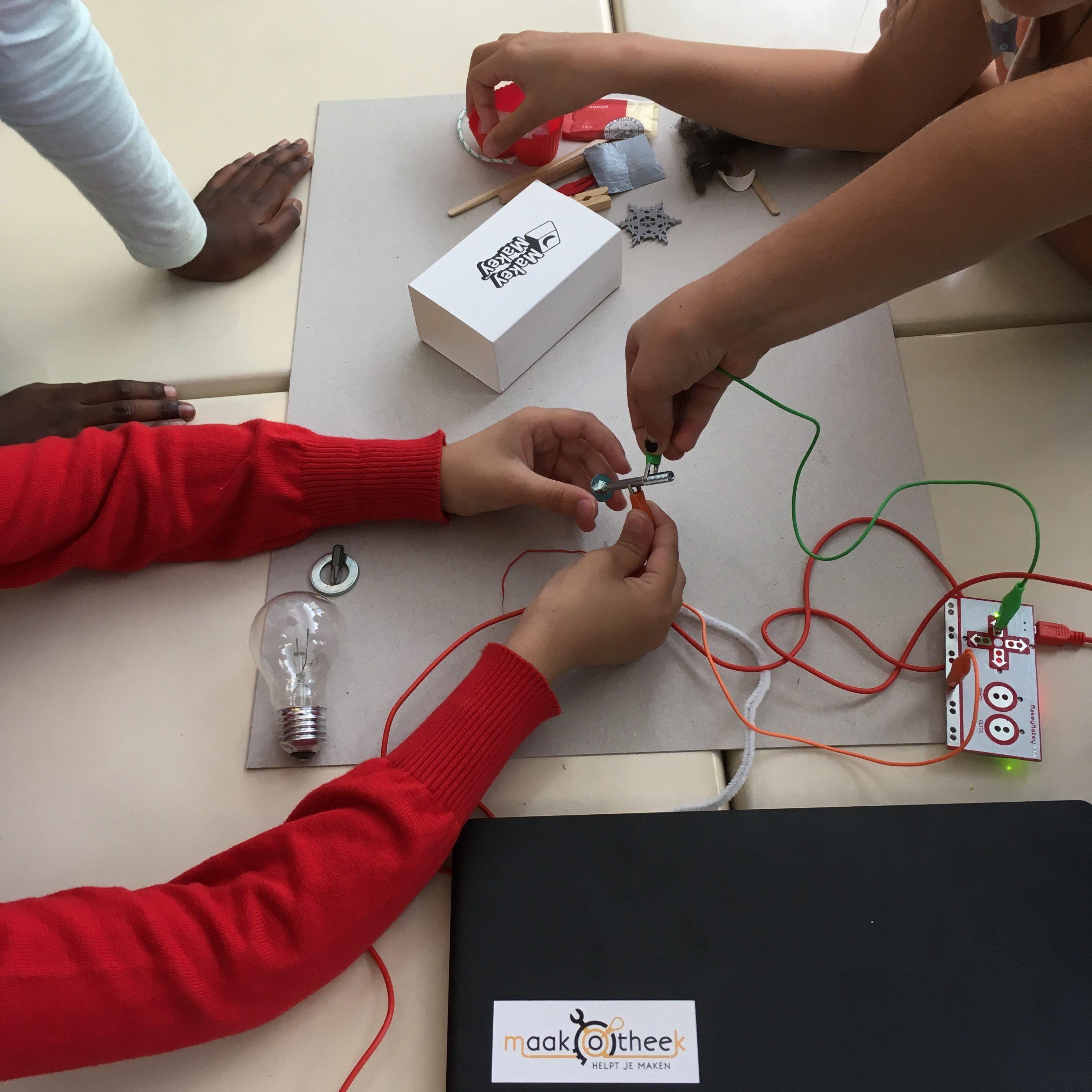 Onderzoekend ontwerpend leren onderzoek elektriciteit