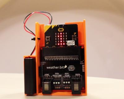 Maakbox Klimaat en Weer Microbit Weatherbit